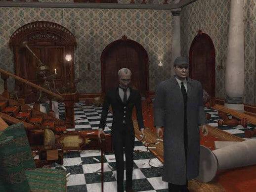 игровой автомат шерлок холмс
