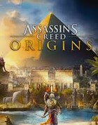 Постер к игре Assassin's Creed Origins