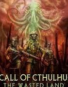 Постер к игре Call of Cthulhu: The Wasted Land