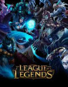 Постер к игре League of Legends