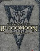 Постер к игре The Elder Scrolls III: Bloodmoon