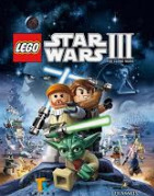 Постер к игре Lego Star Wars III: The Clone Wars