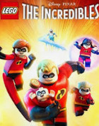 Постер к игре Lego The Incredibles