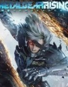Постер к игре Metal Gear Rising: Revengeance