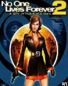 Постер к игре No One Lives Forever 2: A Spy in H.A.R.M.'s Way