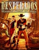 Постер к игре Desperados: Wanted Dead or Alive