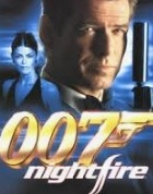 Постер к игре James Bond 007: Nightfire