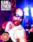 Постер к игре Kane & Lynch 2: Dog Days