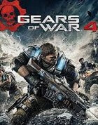Постер к игре Gears of War 4