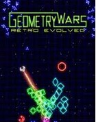 Постер к игре Geometry Wars: Retro Evolved