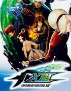 Постер к игре The King of Fighters XIII